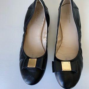 Cole Hana Tali Bow Ballet Flats